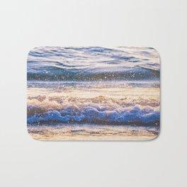Atlantic Ocean Waves 4184 Bath Mat