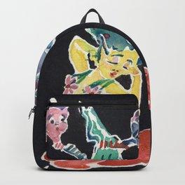 Centaurette with Cherub Hairdressers Backpack