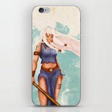 Rima The Jungle Girl iPhone & iPod Skin