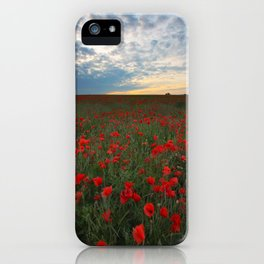 Poppy Feld iPhone Case