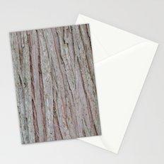 TEXTURES --  Cedar Bark Stationery Cards