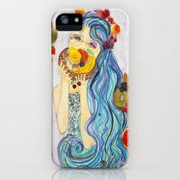 underwater market iPhone Case