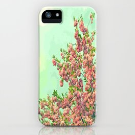 Happy Springtime iPhone Case