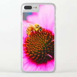 the big guns Clear iPhone Case