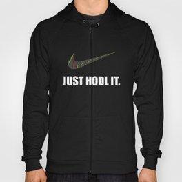 Just Hodl It Hoody