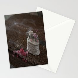 Jewelry Box Stationery Cards