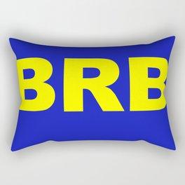 BRB Rectangular Pillow