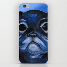 BAGEL EYES iPhone & iPod Skin