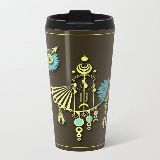 Tock Metal Travel Mug