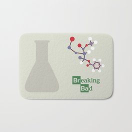 Breaking bad, Heisenberg, Walter White, Jesse Pinkman, Bryan Cranston, drug movies Bath Mat