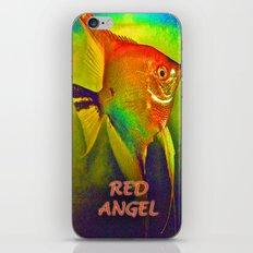 Red Angel iPhone & iPod Skin