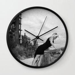Rocket Launcher Wall Clock