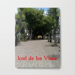 Icod de los Vinos   (A7 B0014) Metal Print