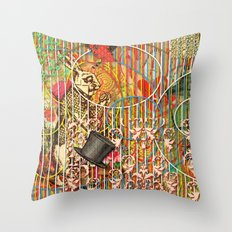 Being for the Benefit of Mr. Liddell's Daughters (1) Throw Pillow