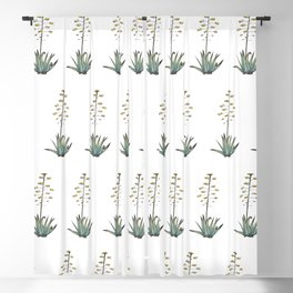 Flora Mosaic Blackout Curtain