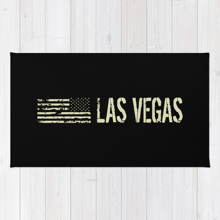 Black Flag: Las Vegas Rug