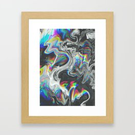 ME AND THE DEVIL Framed Art Print