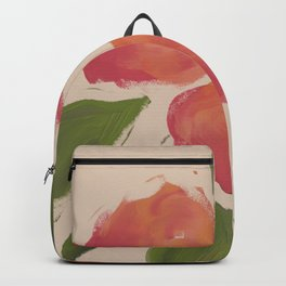 A Meeting Of Peaches. Backpack