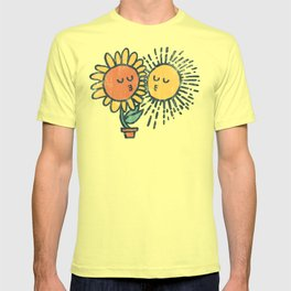 Sun Kissed sunflower T-shirt