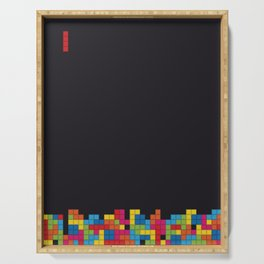 Tetris Serving Tray