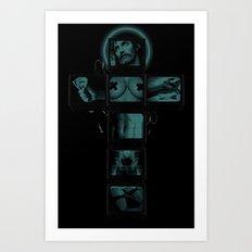 D.R.U.G.S. Art Print