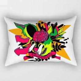 Dead Man Does Rectangular Pillow