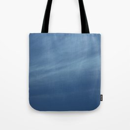 winky sad face Tote Bag