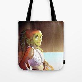 rebel general Tote Bag