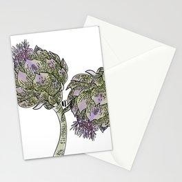 Wild Artichokes Stationery Cards