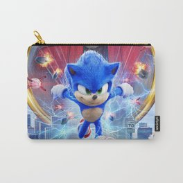 The Hedgehog Sonic 2020 Carry-All Pouch
