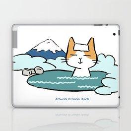Traveling Kitty Laptop & iPad Skin