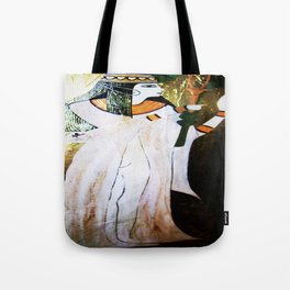 Golden Isis Tote Bag