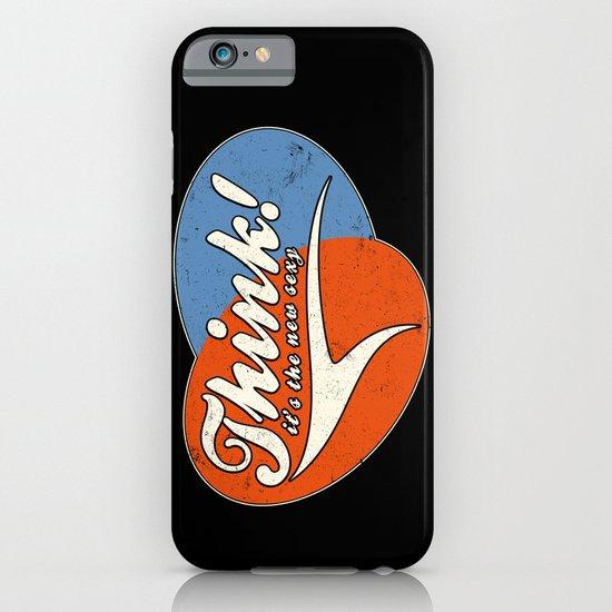 Think! iPhone & iPod Case