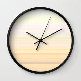 """Fragrance"" Wall Clock"