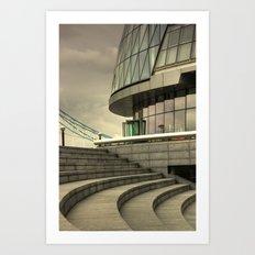 City Hall, London Art Print