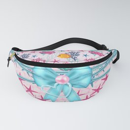 Little Treasures From Sea Fanny Pack