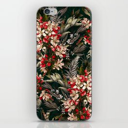 Midnight Garden XI iPhone Skin