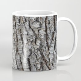 TEXTURES -- Spruce Bark Coffee Mug