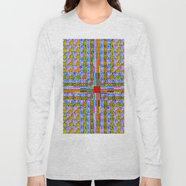 "944 + (Sin(i ÷ (k + 0.001)) × k + Sin(j ÷ (n + 0.001)) × n) × 39333    [""Staic""] Long Sleeve T-shirt"