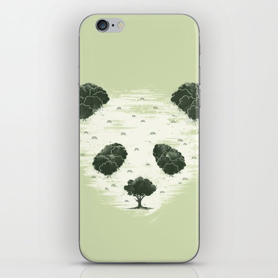 Deforestation iPhone & iPod Skin