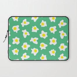 Eggs Over Green Laptop Sleeve