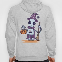 Ned's Halloween Witch Hoody