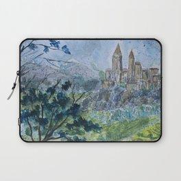 Village on the Hills Laptop Sleeve