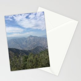 Los Padres Mountain View Stationery Cards