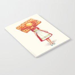Waffle Housewife Notebook