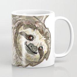 Sloth with Bunting #1 Coffee Mug