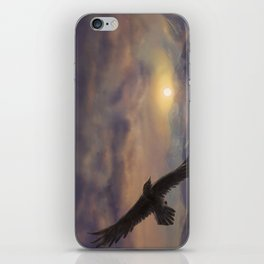 Chase the Morning iPhone Skin