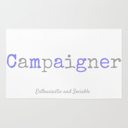 campaigner Rug
