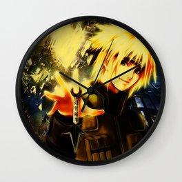 minato Wall Clock