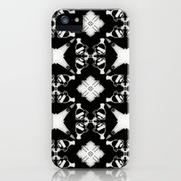 THROUGH THE KALEIDOSCOPE #3 iPhone Case